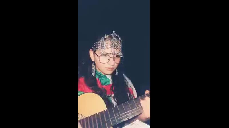 Belle reprise de l'Algérie Mi Amor