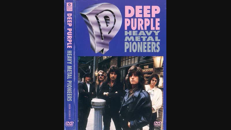Пионеры тяжелого рока. Deep Purple - Heavy Metal Pioneers