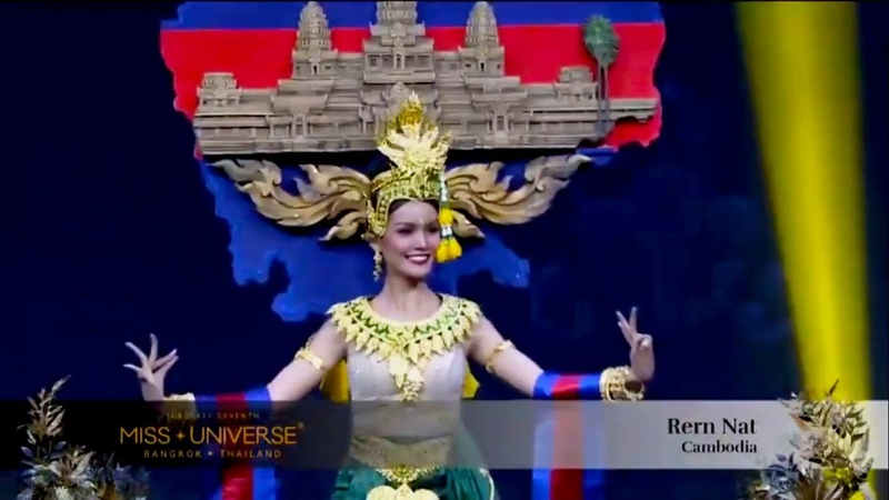 Miss Universe 2018 National Costume Competition - Miss Universe Cambodia 2018, Reun Nat