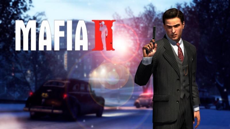 Mafia II (сюжетное прохождение в прямом эфире)