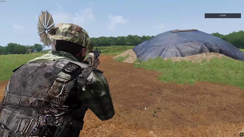 Breaking Point Second Wind звуки оружия с глушителем и без в зависимости от расстояния