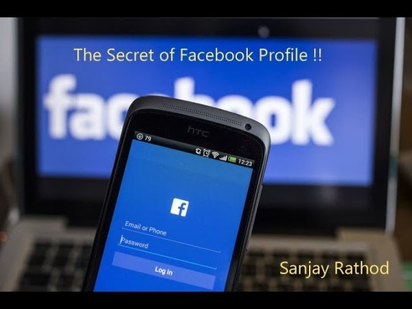 Effective use of facebook profile by Sanjay Rathod
