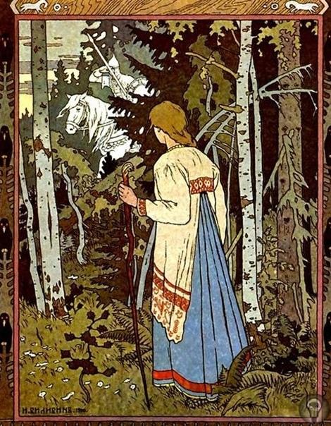 Билибин: логика волшебства Именитые художники потешались над Иваном Билибиным: как можно заковать свой талант в цепи книжных иллюстраций И все же признавали: сказочный мир удавался ему