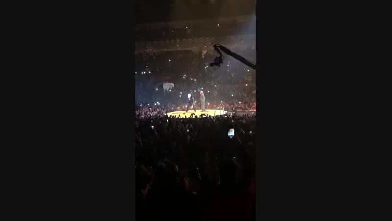 A$AP Rocky and Plain Jane (Live In Toronto 2019)