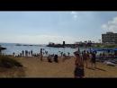 Кипр 2018 первый поход на море