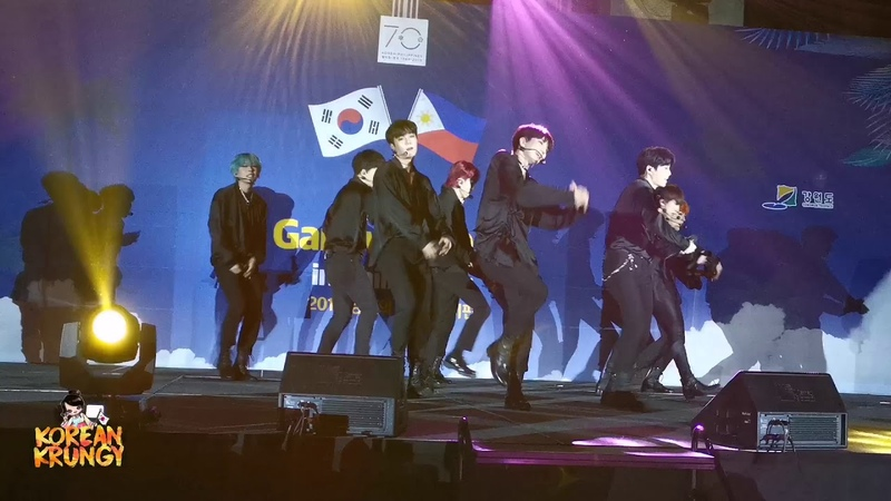 [20190809] NOIR 느와르 - DIAMOND | 2019 Gangwon Day in the Philippines