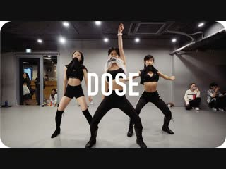 1Million dance studio Dose - Ciara / Hyojin Choi Choreography
