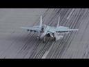 Кадры ювелирной посадки новейшего истребителя МиГ-35