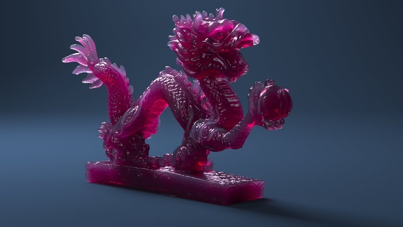 Corona for 3ds Max   Creating The Dragon Shader   Tutorial 122
