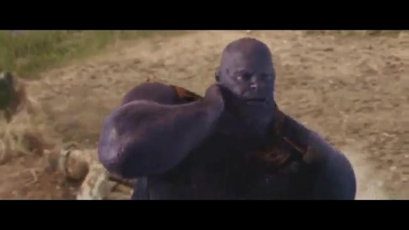 если бы Капитан Марвел была в Мстителях 3