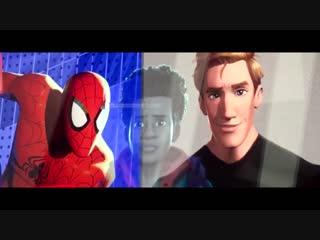 [WebVideos] Человек Паук: Через Вселенные / Камео Стена Ли / Смерть Человека Паука