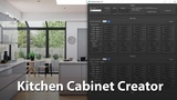 Kitchen Cabinet Creator Tool of the day