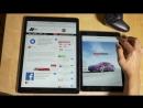 4GB of RAM in the iPad Pro improves Safari performance!