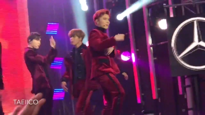 Fuck it up Taeil NCT127onKimmel