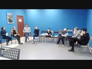 Занятие по вокалу. Мастер - Гульнара Шамсутдинова