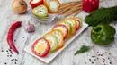Как приготовить закуску из болгарского перца - Рецепты от Со Вкусом
