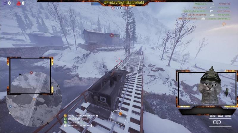 Battlefield 1 снова в игре PS4 FNB FullHD 60fps