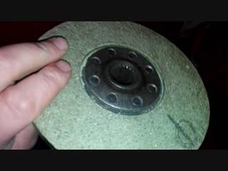 Сцепление к кпп ваз от дизельного мотоблока
