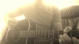 Спел под гитару Седая ночь