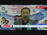 Вице-президент Федерации муайтай Республики Казахстан Фархат Аменович Аманкулов