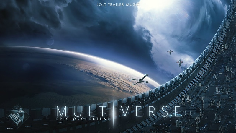 Epic Futuristic Hybrid Music | album ''Multiverse'' preview by Jolt Trailer Music