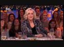 Jinek - Bianca  Jordy Bakker Worden Heavy Pissed Off Op Hans Nijenhuis Van Het AD In TV Show Met Eva Jinek. By KRO-NCRV Inc. Ltd