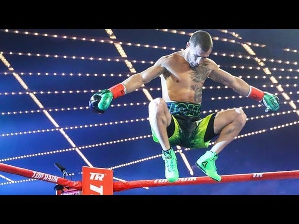 Vasyl Lomachenko Puts Pedraza Into The Matrix 👽🥊