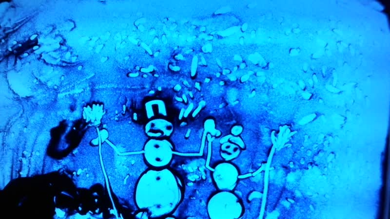🎄⛄❄ Снеговики и любимая ёлочная игрушка ДАРИНА 7 лет ИнтЛандия
