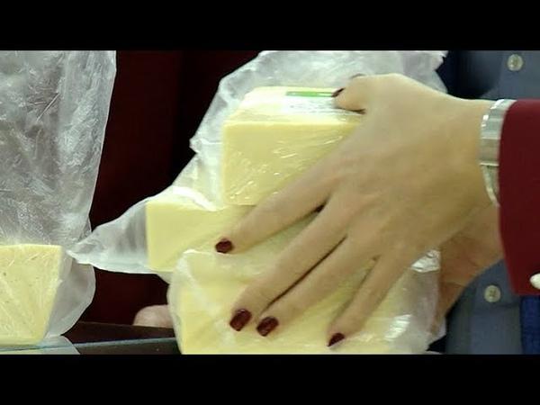Стали известны результаты проверки качества сыра и молока на Кубани