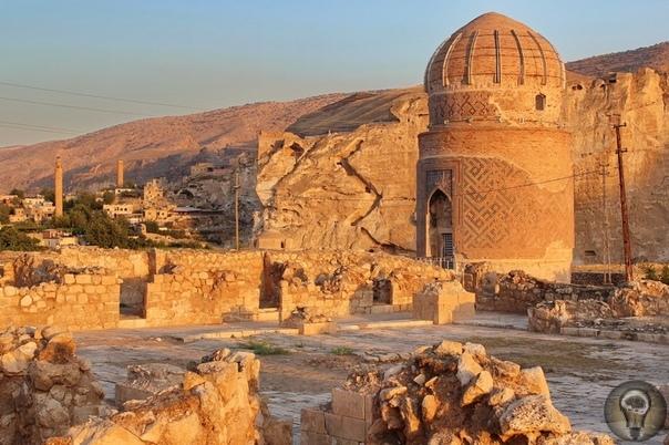 Последние дни турецкого города Хасанкейф
