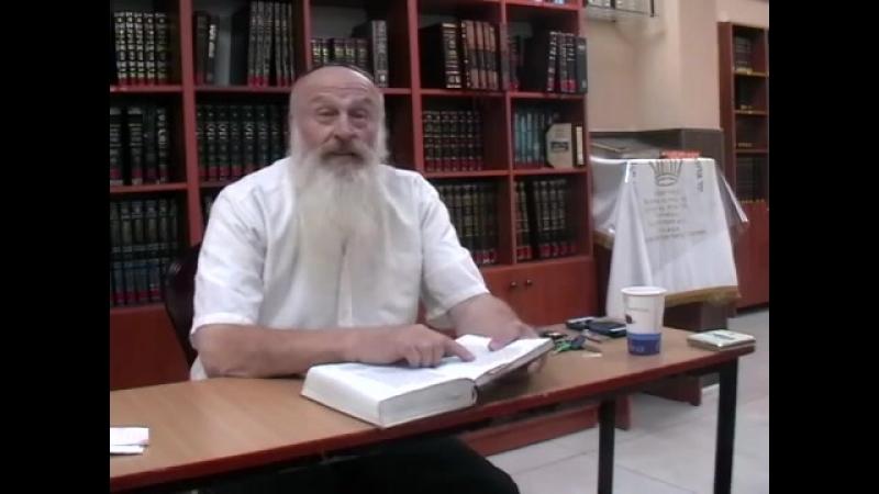 Рав Даниэль Булочник Книга Тания О гневе