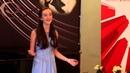 Украинская народная песня Глибока криниця, V Международный конкурс юных вокалистов Е.Образцовой