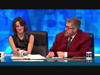 8 out of 10 Cats does Countdown S05E01 (05.09.2014)