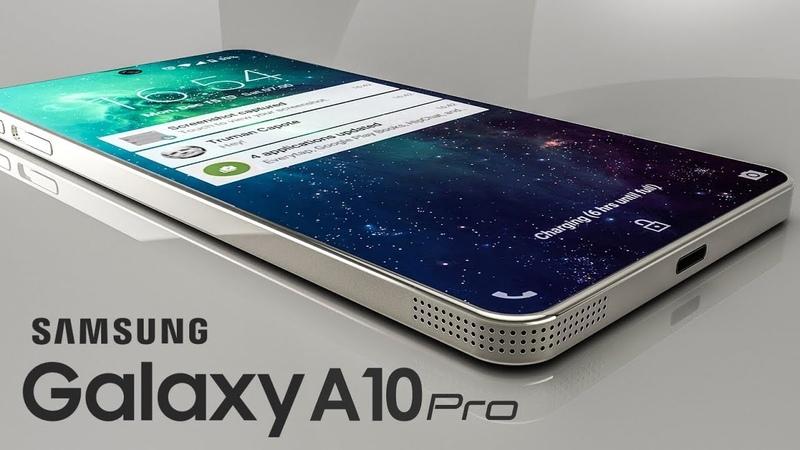 SAMSUNG Galaxy A10 pro 2019 | New Infinity O Display Series.