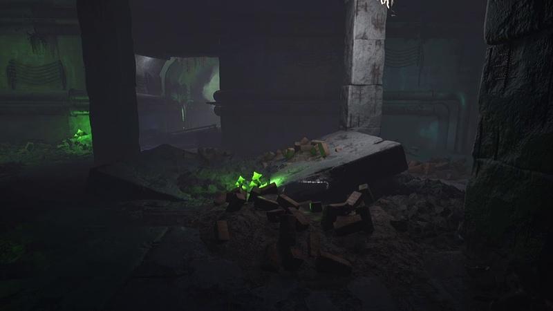 Unreal Engine 4 test location