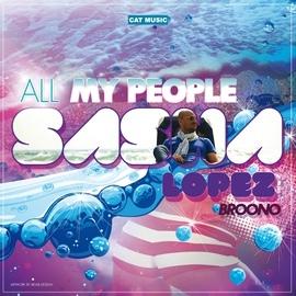 Sasha Lopez альбом All My People