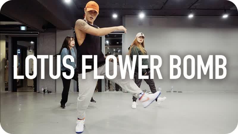 1Million dance studio Lotus Flower Bomb - Wale (ft. Miguel) / Austin Pak Choreography