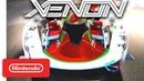 Xenon Racer Announcement Trailer Nintendo Switch