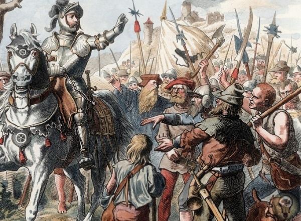 Гёц фон Берлихинген: рыцарь с железной рукой Рыцарь-разбойник с железной рукой, который держал в страхе южно-немецкие земли в XVI веке, долгое время оставался за кулисами истории. Иоганн