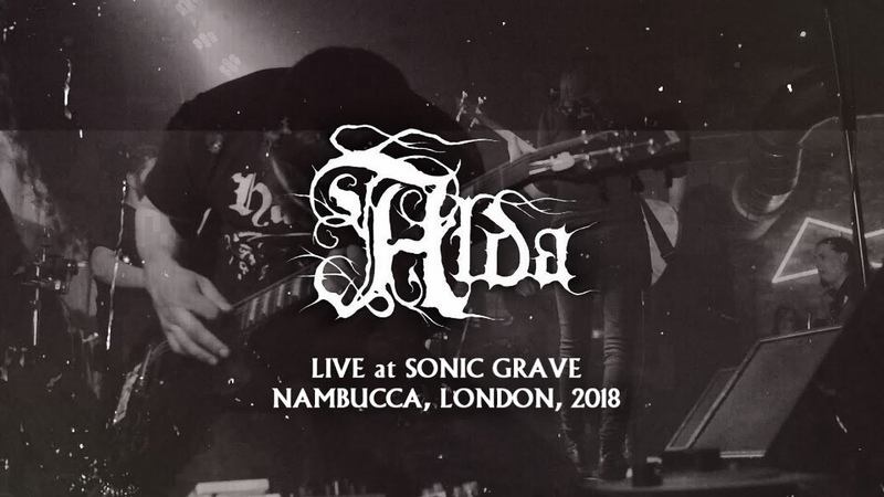 Alda - Live at Sonic Grave, Nambucca 2018
