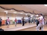 Клубные танцы! Основная часть урока ( разминка) ! СТ Пламя