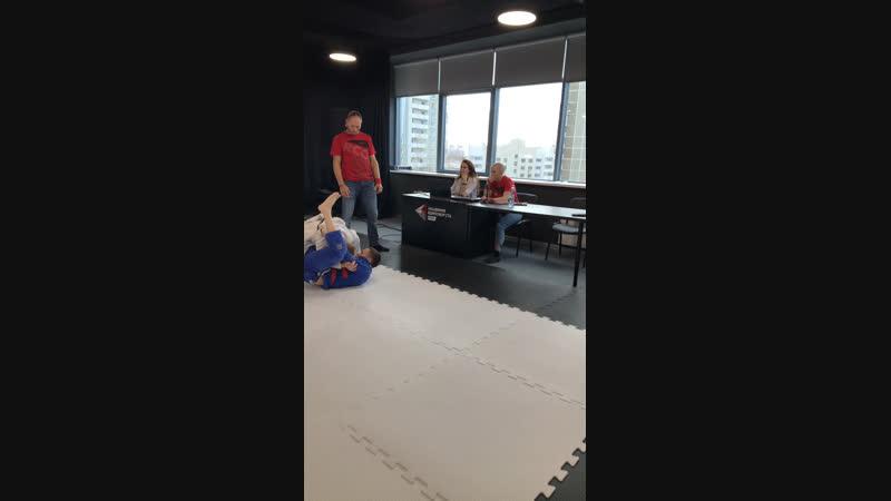 Открытый турнир по бразильскому джиу-джитсу «URAL OPEN MAT 3»