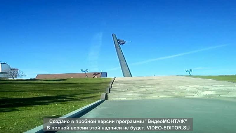 Поклонная гора-Парк Победы