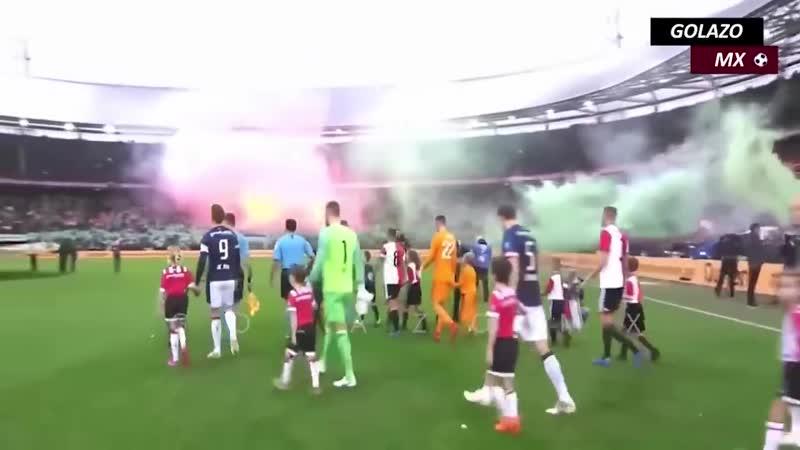Feyenoord vs PSV Eindhoven Resumen Goles _ 2018 HD