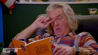 The Grand Tour: James May Reads a Book