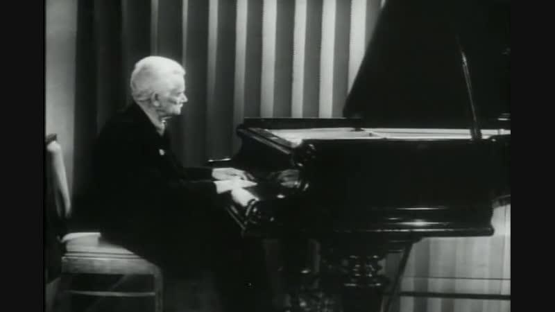 Alexander Goldenweiser plays Chopin Prelude in F-sharp Major, op. 28, no. 13
