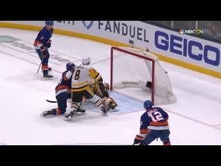 Round 1, Gm 1: Penguins at Islanders Apr 10, 2019