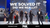 The Emmys 2018 OPENING SONG John Legend, Ricky Martin and more Sing We Solved It