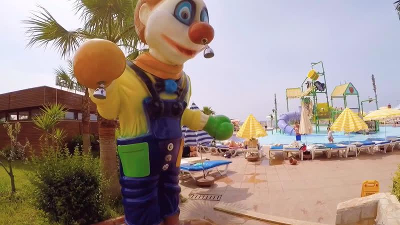Eftalia Aqua Resort наш Адрес Счастья
