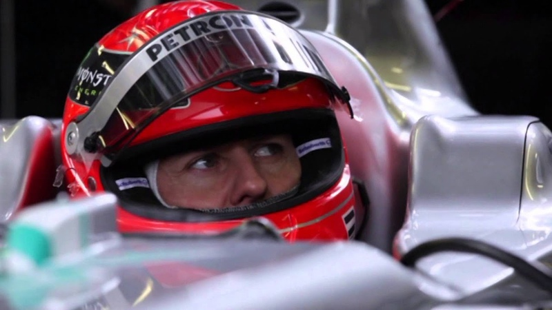 Entretien avec Jean-Louis Moncet spécial Michael Schumacher